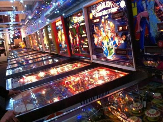 Photo of Tourist Attraction Seattle Pinball Museum at 508 Maynard Ave S, Seattle, WA 98104, United States