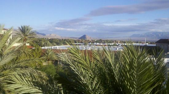 JW Marriott Las Vegas Resort, Spa & Golf: morning view~