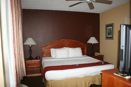 Holiday Inn Express Gainesville/I-75 SW: bedroom