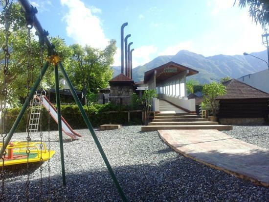 Pipo International Hotel : Parque de niñ@s