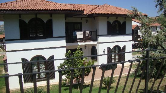 Tasagil, Turcja: villa