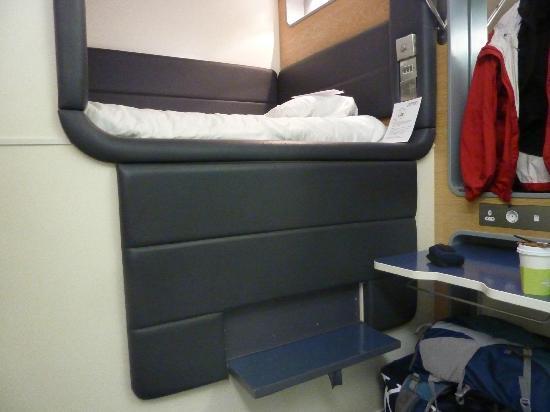 YOTEL London Heathrow Airport: Sleeping area