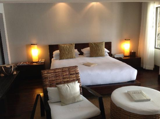 Abaca Boutique Resort: Master Oceanfront Suite
