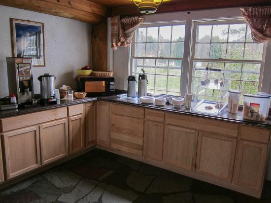 Stonybrook Motel & Lodge: Frühstück