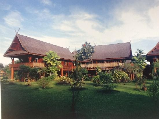 "Jaiya Mongkol Bed and Breakfast: ""We want you to enjoy your stay with us in our dream home and see the beautiful sights of Chiang"