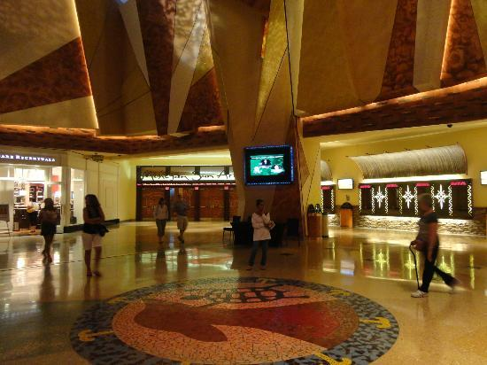 Mohegan Sun: Concert venue.