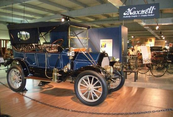 The Seal Cove Auto Museum: The opening exhibit