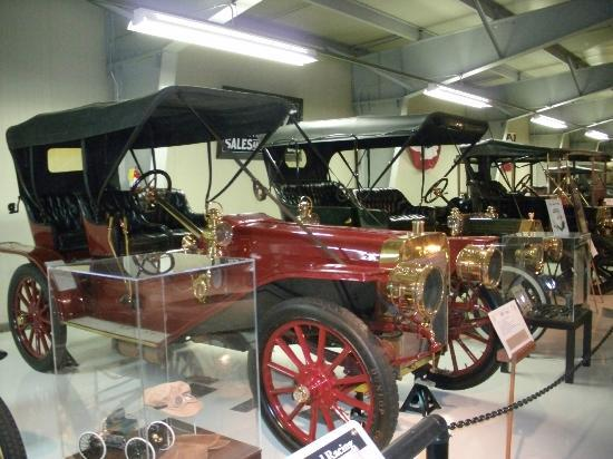 The Seal Cove Auto Museum: Fords from 1905 to 1927