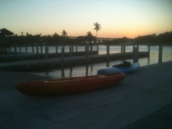 Bahia Honda State Park Campgrounds: it's calling