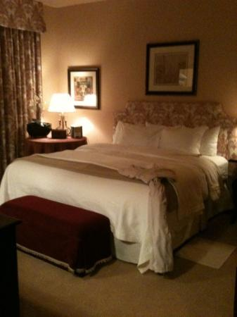 Hotel Granduca Houston: bedroom in 3 bedroom suite