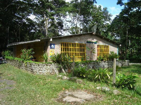 Hostal Casa del Rio: Casa principal