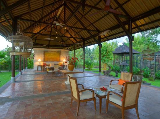 The Chedi Club Tanah Gajah, Ubud, Bali – a GHM hotel: Bird Lounge