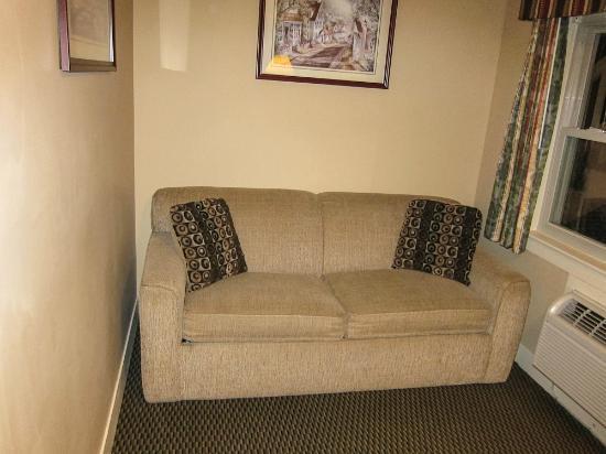 Mt Madison Inn & Suites: Vorraum