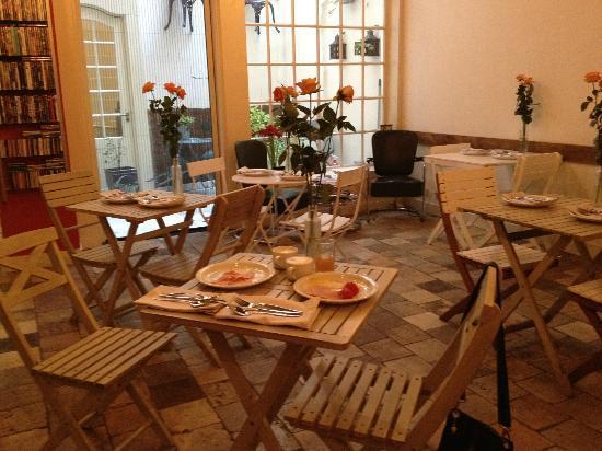 Mauro Mansion : Breakfast Room