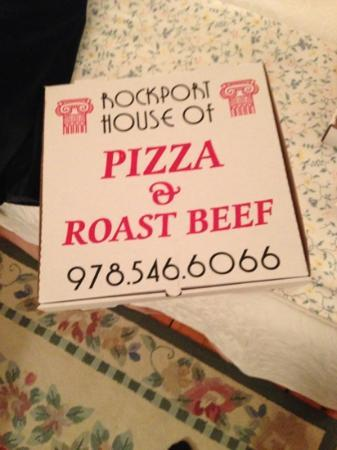 Rockport House of Pizza