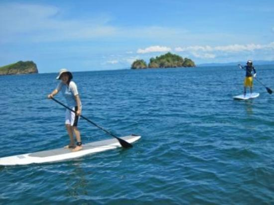 Star Paddle Costa Rica