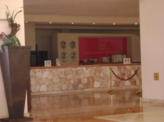 Occidental at  Xcaret Destination: Gran hotel