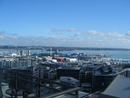 Heritage Auckland : this was photo from our balcony