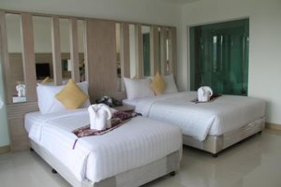 The Par Phuket: Deluxe Double Room