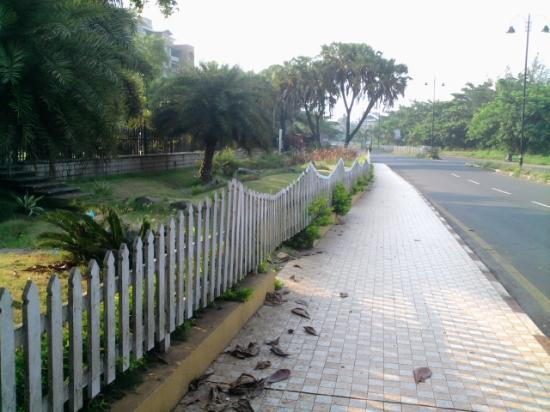 Hotel Miramar: nearby area