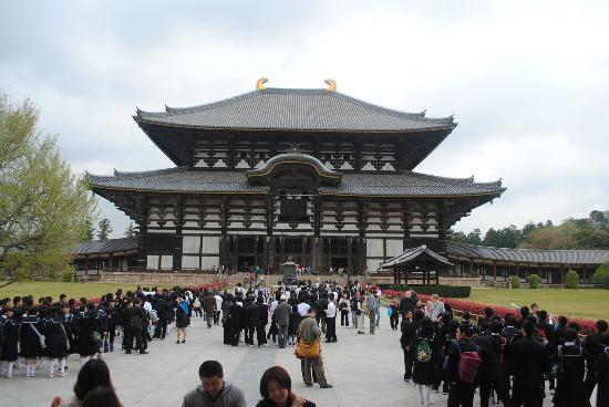 Todai-ji Temple: Todaiji Temple