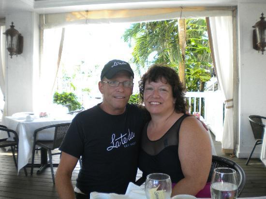 La Te Da Hotel: We loved Mike!