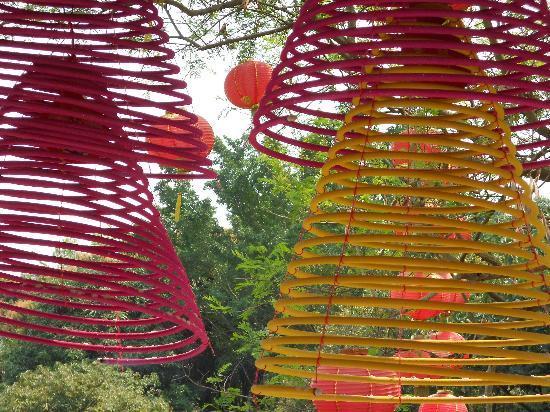Mt. Shijing Park: Temple, Shijiang Shan