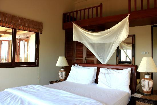 Baan KanTiang See Villa Resort (2 bedroom villas): The 2nd bedroom