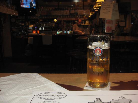 Gasthaus Krombach: birra