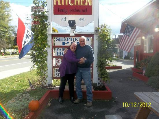 Bob's Country Kitchen: Me & my cousin Skip