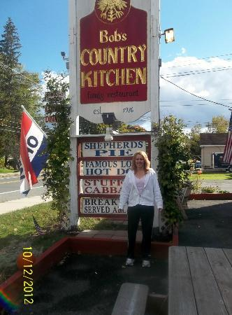 Bob's Country Kitchen: My sister