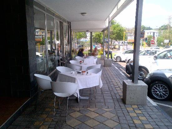 Cafe 1145: Outside Seating Area