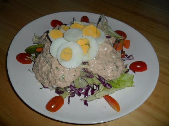 Say Cheese: tonijn salade/ tuna salad