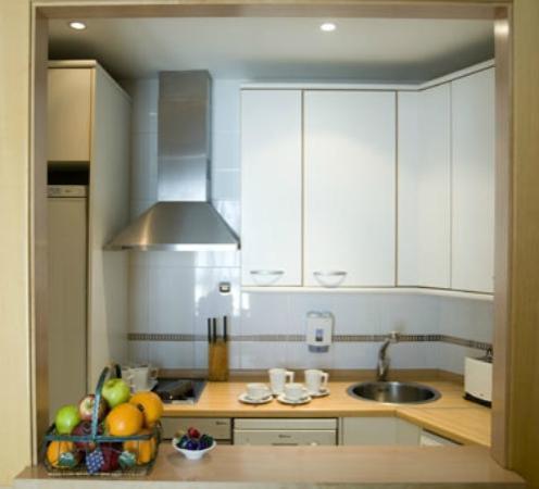 Apartamentos Ramon de la Cruz 41 : cocina