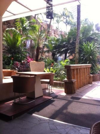 Sunway Resort Hotel & Spa : fusion breakfast افطار فيوجن متميز