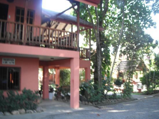 Hotel Los Ranchos: main office
