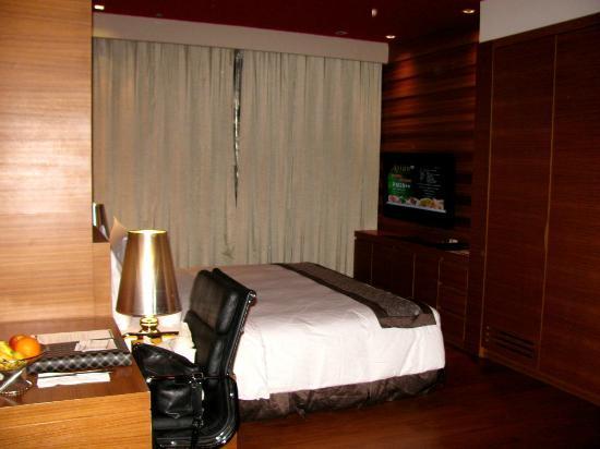 Horizon Hotel: de luxe room