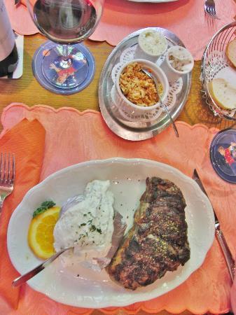 Steaks aus aller Welt: Bisonentrecote