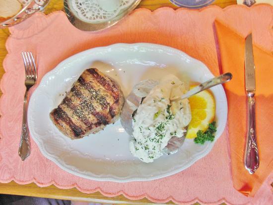 Steaks aus aller Welt: 200g Filetsteak