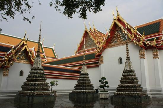 Howard Square Boutique Hotel: Wat Pho