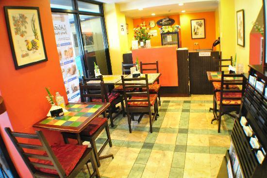 Fersal Hotel Annapolis - Cubao: Inn Cafe