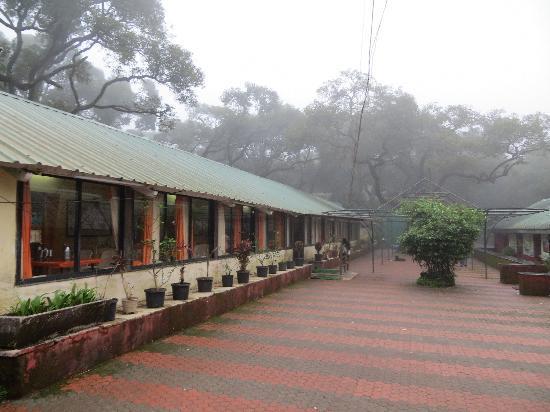 MTDC Holiday Resort Mahabaleshwar: MTDC Restaurant !!!