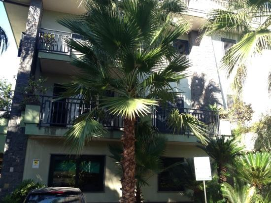 Borgo Verde Hotel : esterno albergo