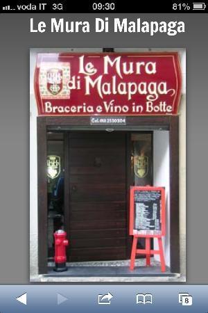 Le Mura di Malapaga