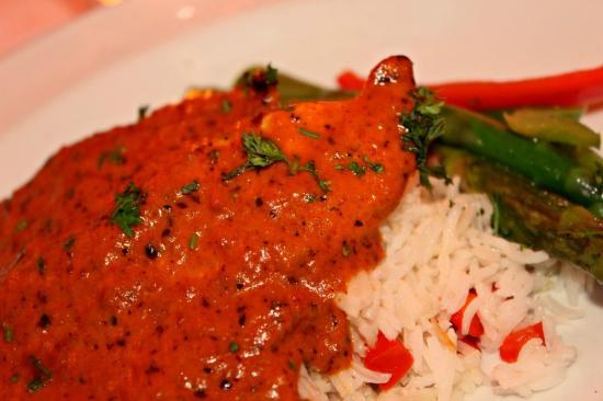 Cocoa Pesto Bistro : Delicious Butter Chicken!