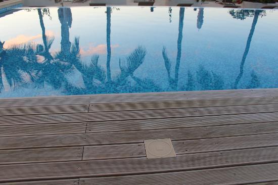 Mont Choisy: piscine