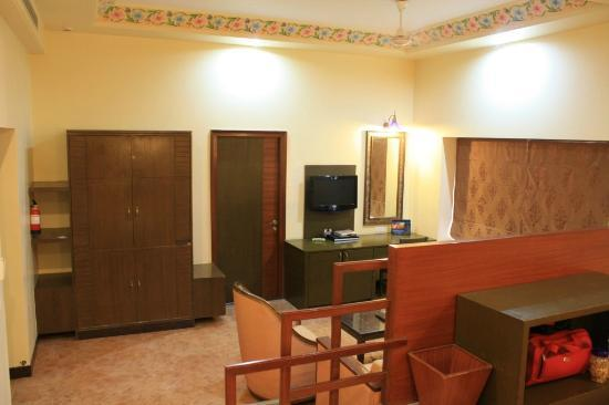 Club Mahindra Fort Kumbhalgarh: room interiors