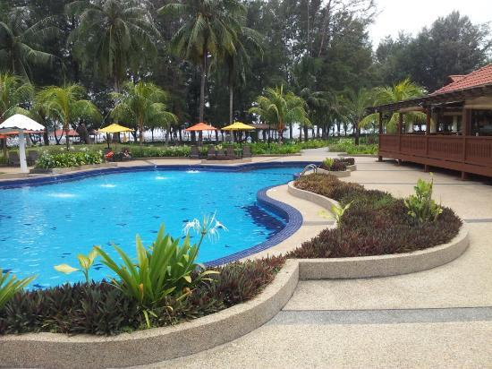 Sibu Island Resort: Pool