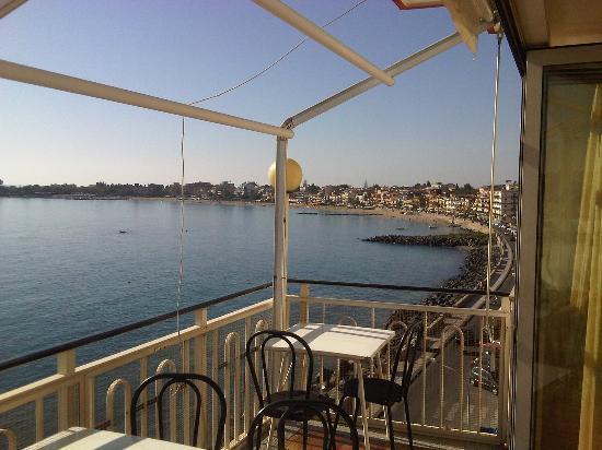 La Riva: hotel view 1