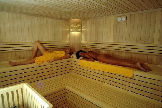 Pinzolo, Italia: Sauna finlandese